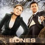 Emily and David Bones Wallpaper