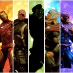 HD Avengers Desktop Wallpaper