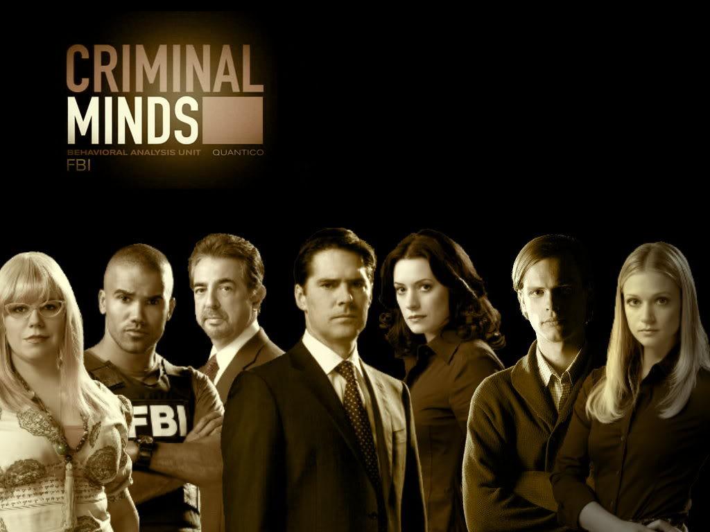 HD Criminal Minds Wallpaper