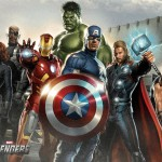 The Avengers HD Wallpaper