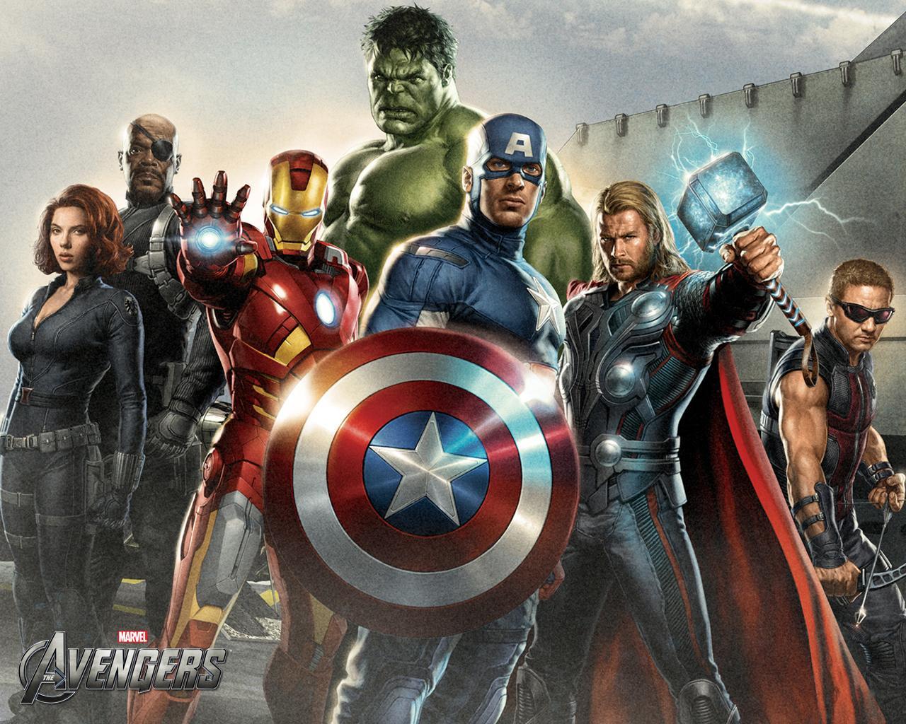 Avengers  № 1390896 бесплатно