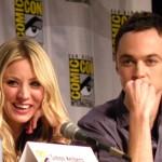 The Big Bang Theory Kaley and Jim Desktop Background