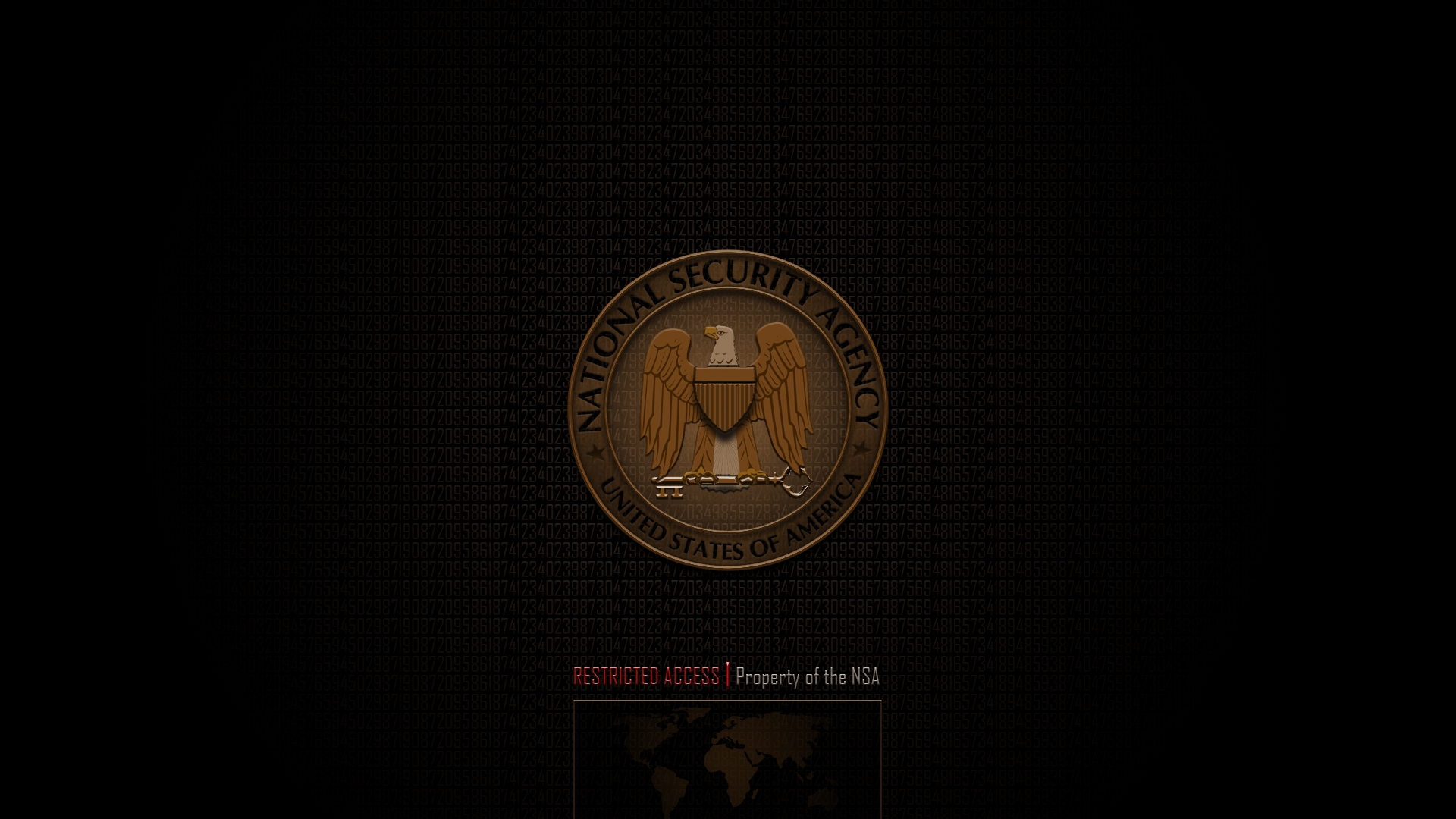 NSA Security Wallpaper