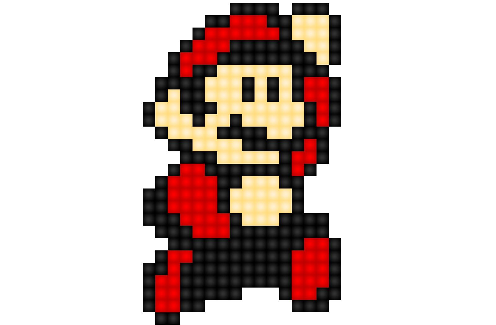 Pixel Mario