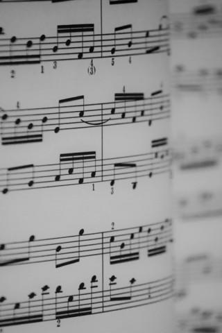 Sheet Music Wallpaper Hd Wallpapers
