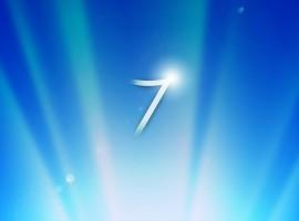 Sunburst Windows 7