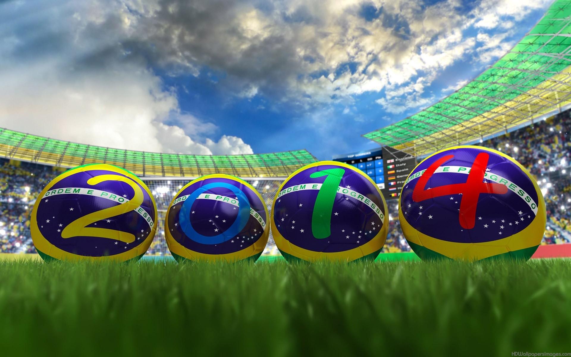 2014 World Cup Balls