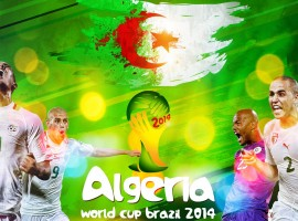 Algeria 2014 World Cup