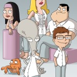American Dad Photoshoot