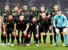 Belgium 2014 Brazil World Cup