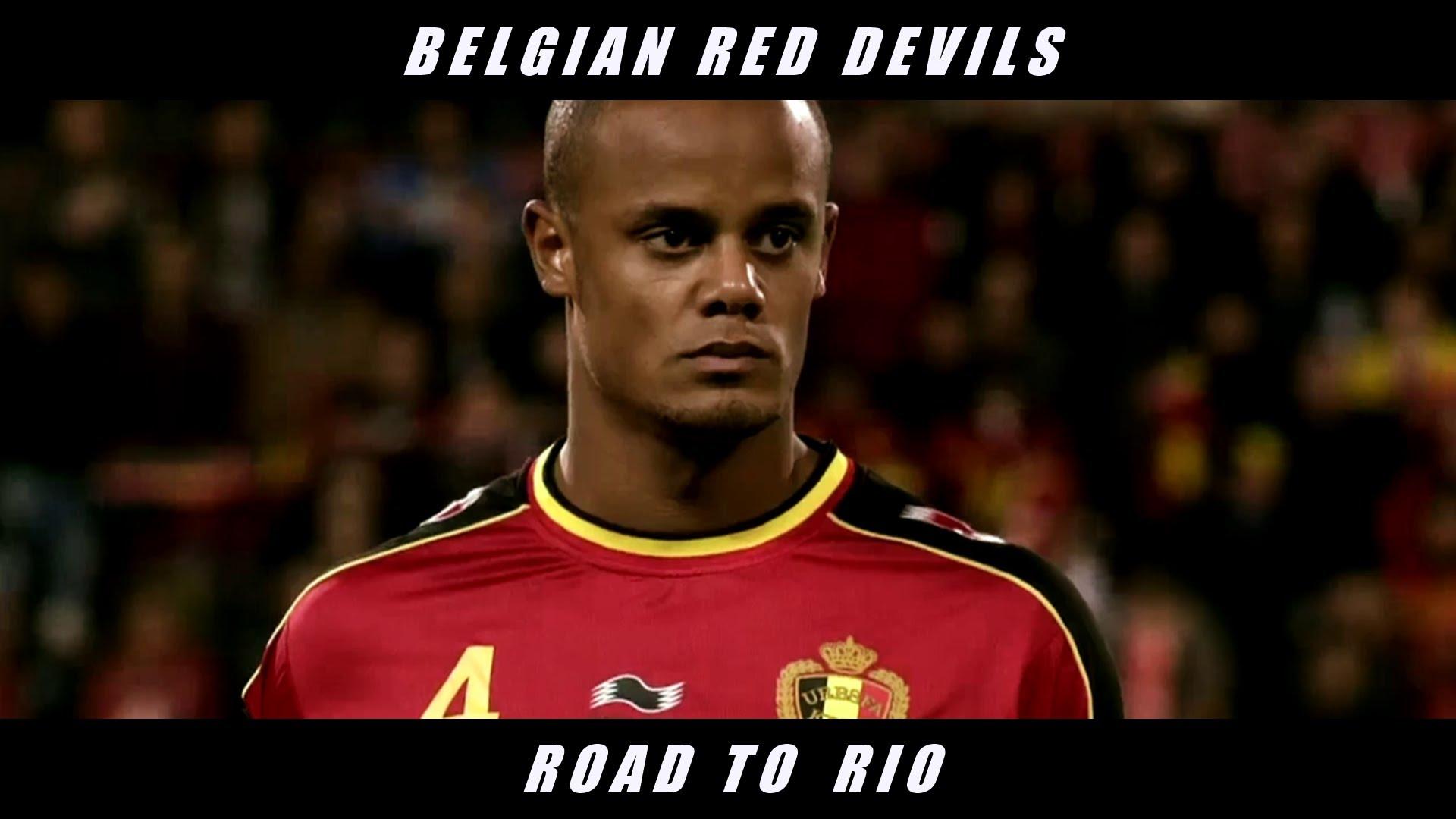 Belgium 2014 World Cup