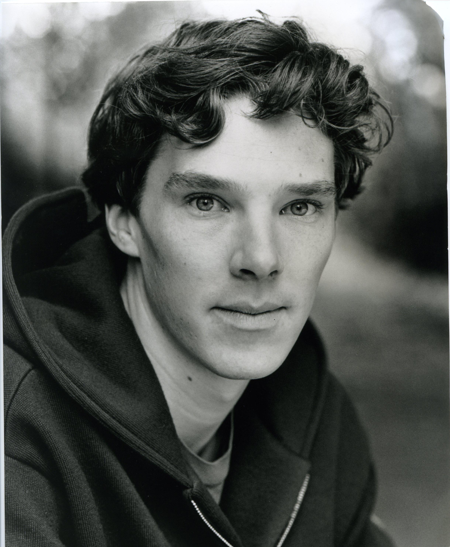 Benedict Cumberbatch – Black&White