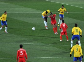 Brazil Vs North Korea World Cup