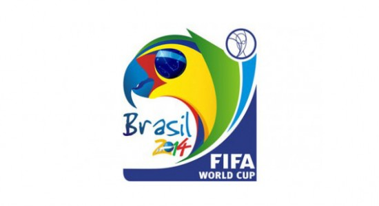 Brazil World Cup Poster