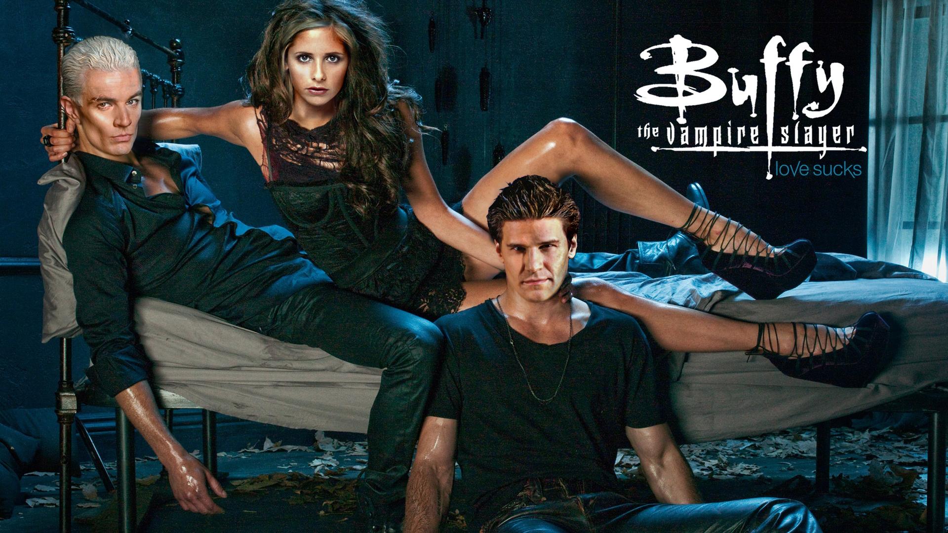 Buffy The Vampire Slayer – Love Sucks