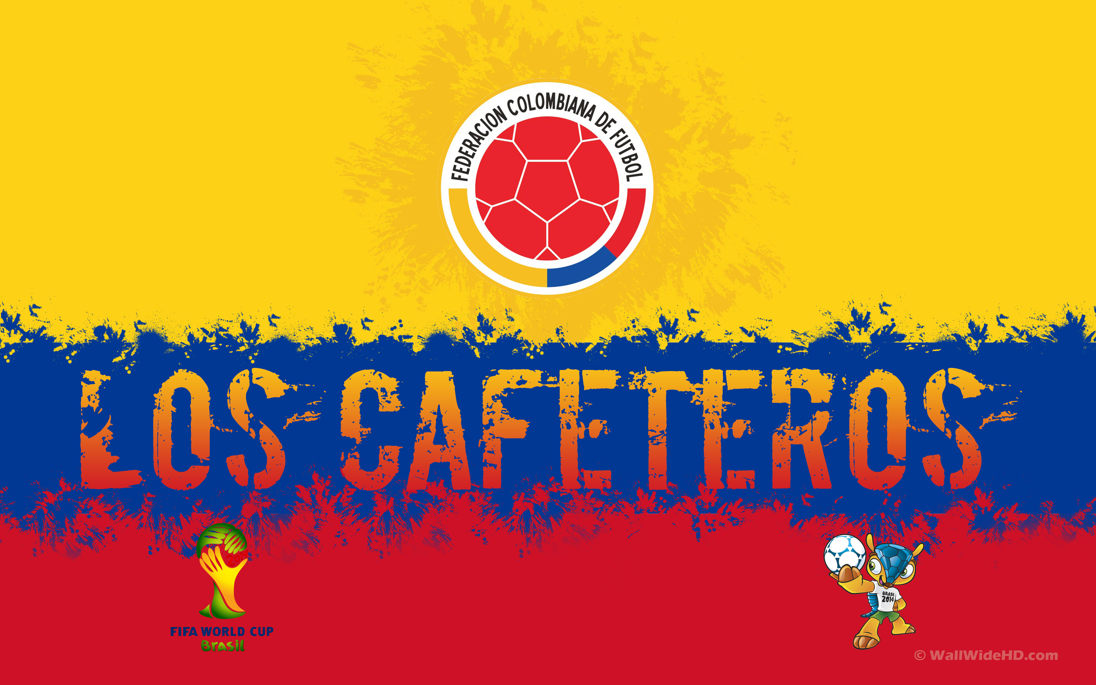 Colombia 2014 World Cup