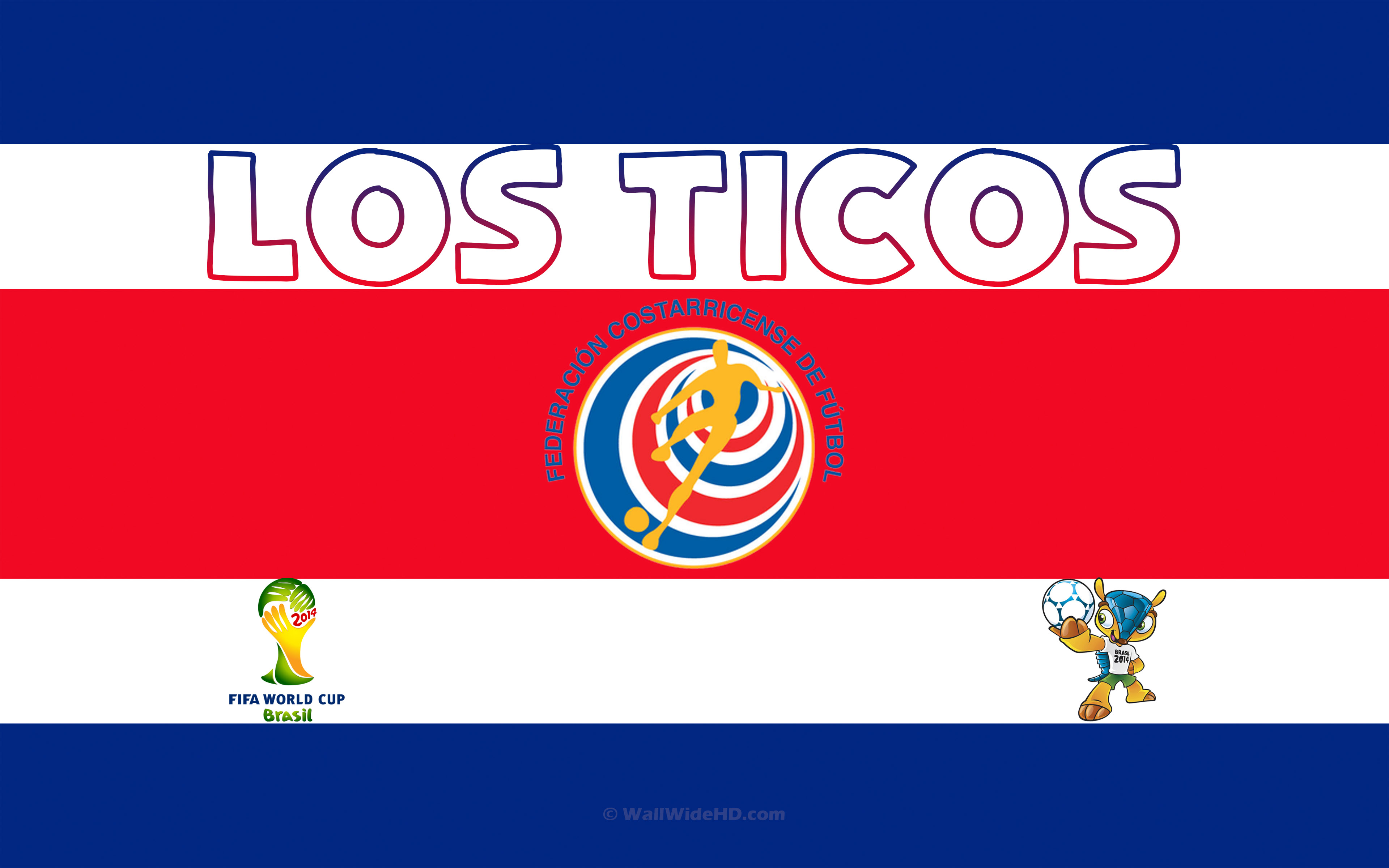 Costa Rica 2014 World Cup