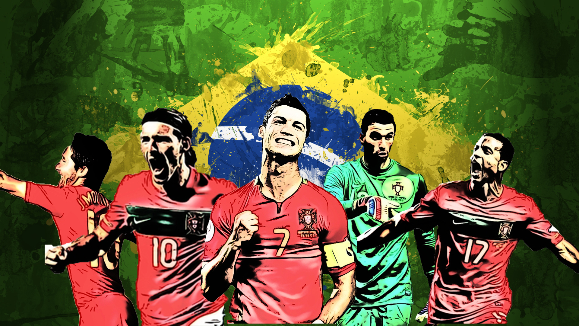 Fifa World Cup – Portugal
