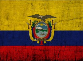 Great Ecuador Flag