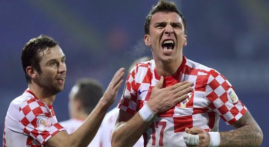Group A Croatia - 2014 World Cup