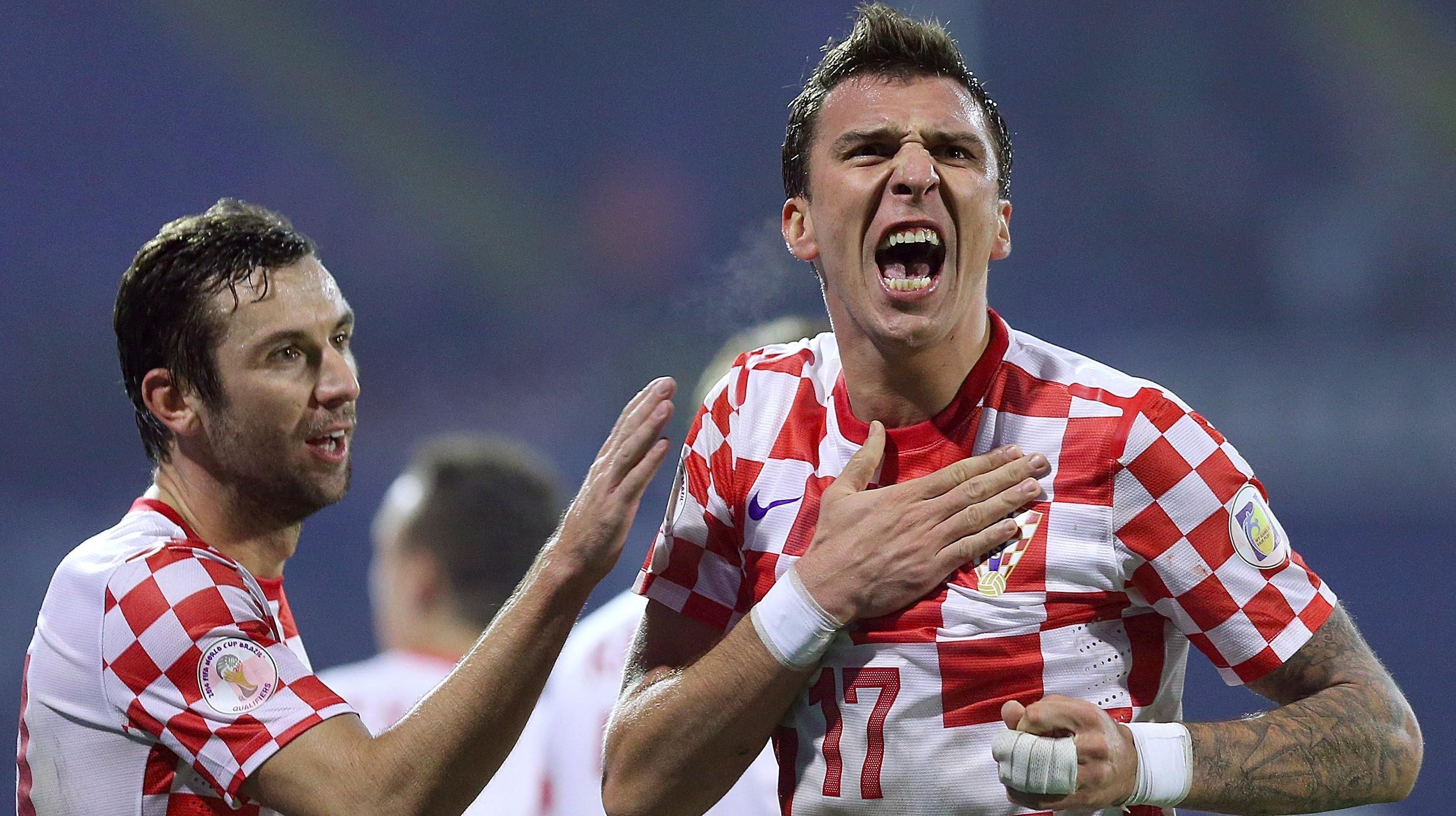 Group A Croatia – 2014 World Cup