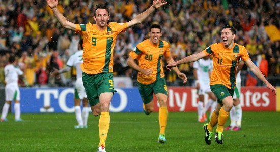 Group B Australia - 2014 World Cup
