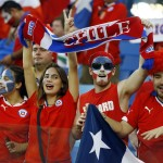Group B Chile – 2014 World Cup