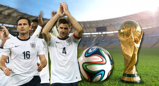 Group D England - 2014 World Cup
