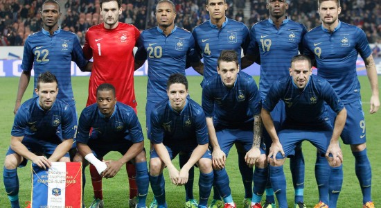 Group E France - 2014 World Cup