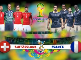 Group E Switzerland – 2014 World Cup