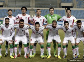 Group F Iran – 2014 World Cup