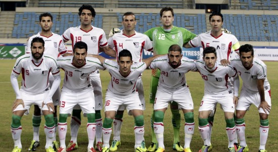 Group F Iran - 2014 World Cup