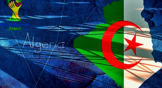 Group H Algeria - 2014 World Cup