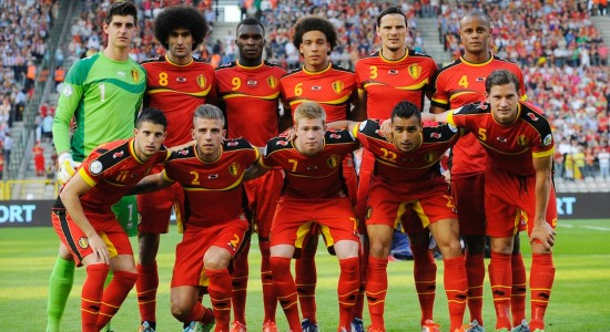 Group H Belgium - 2014 World Cup