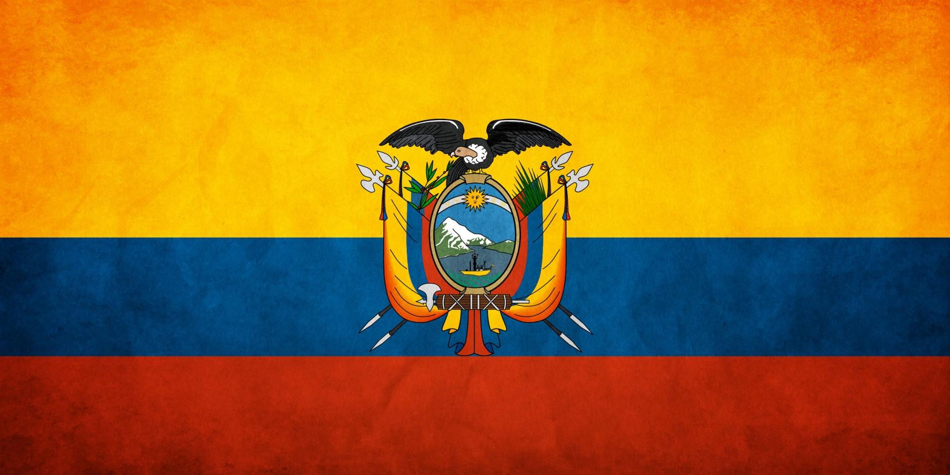 Hd Ecuador Flag Wallpaper Hd Wallpapers