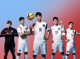 Korea Republic 2014 Brazil World Cup