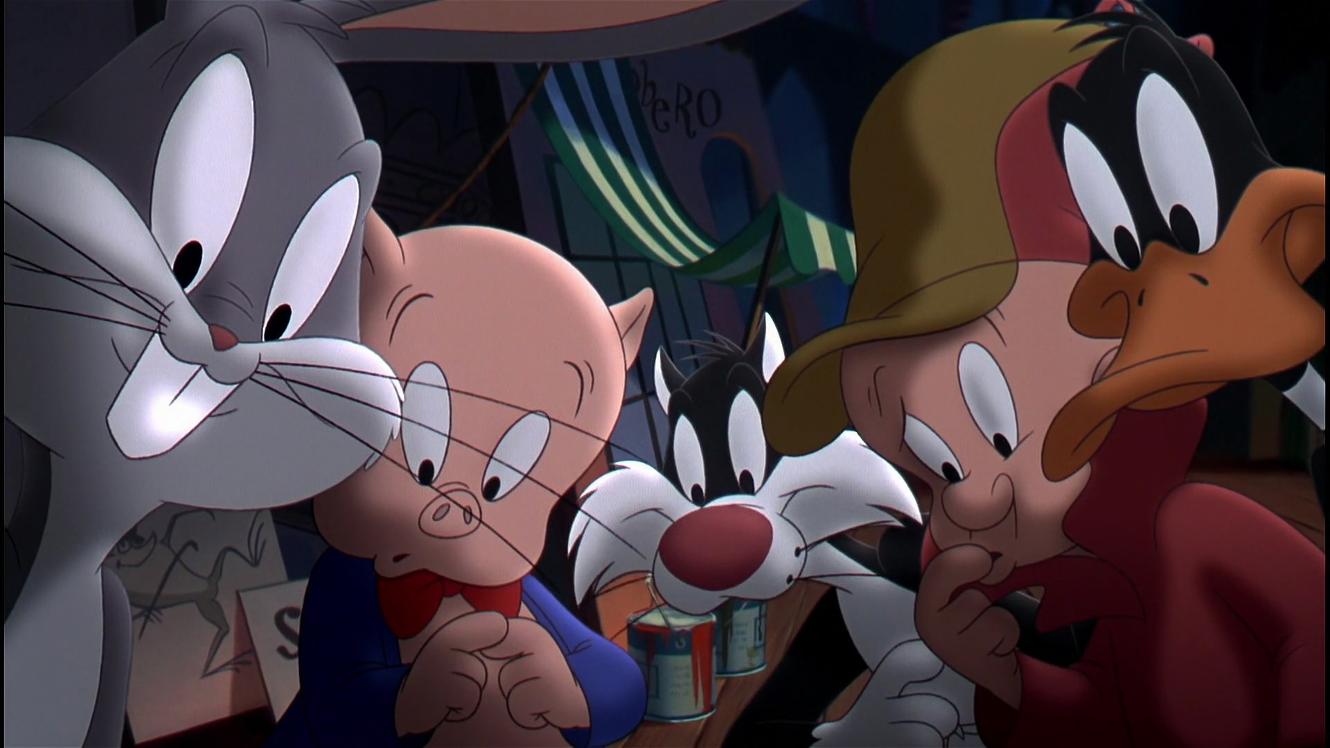 Looney Tunes in Space Jam