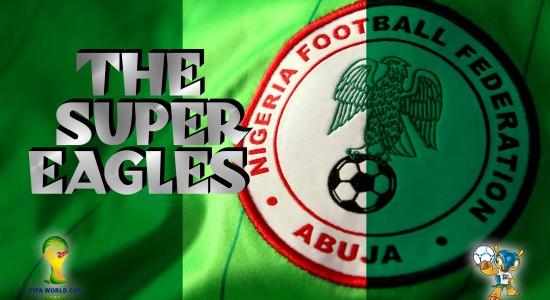 Nigeria 2014 World Cup