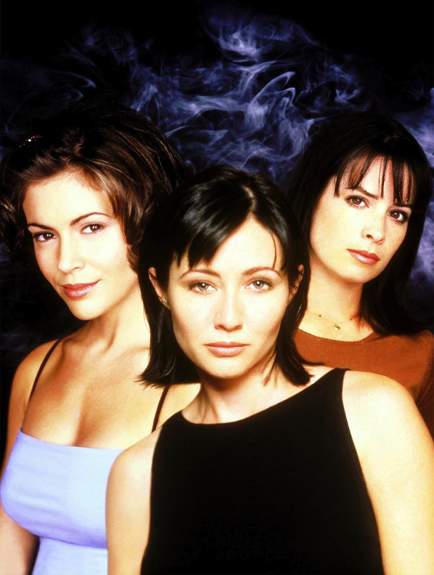 Original Three Charmed Sisters