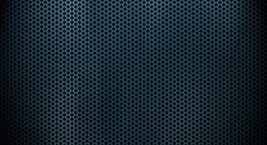 Perforated-Blue-Metal
