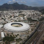 Rio de Janeiro Stadium World Cup