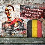 Round of 16 – Belgium World Cup