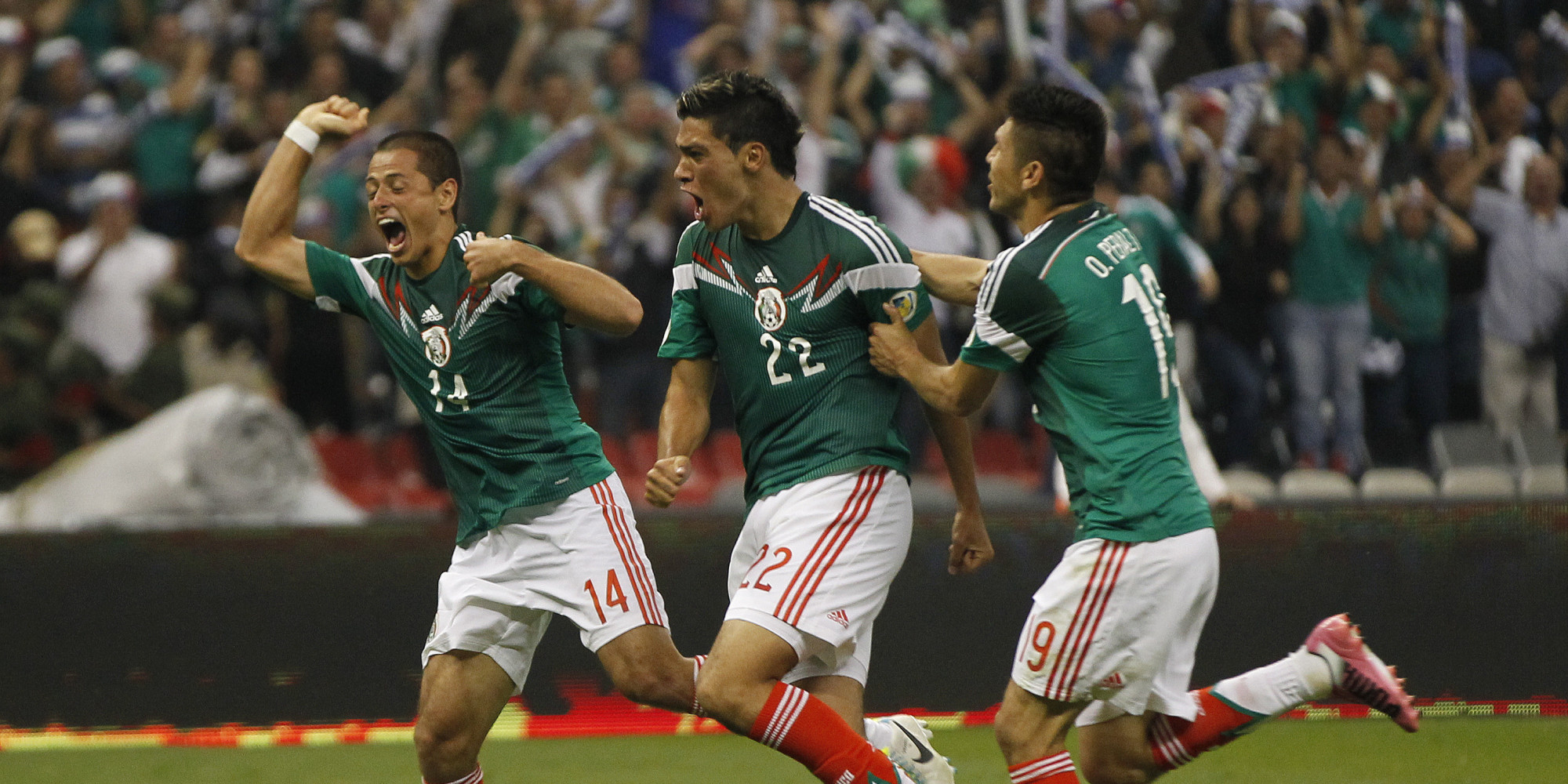 Round of 16 – Mexico World Cup
