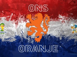 Round of 16 – Netherlands World Cup