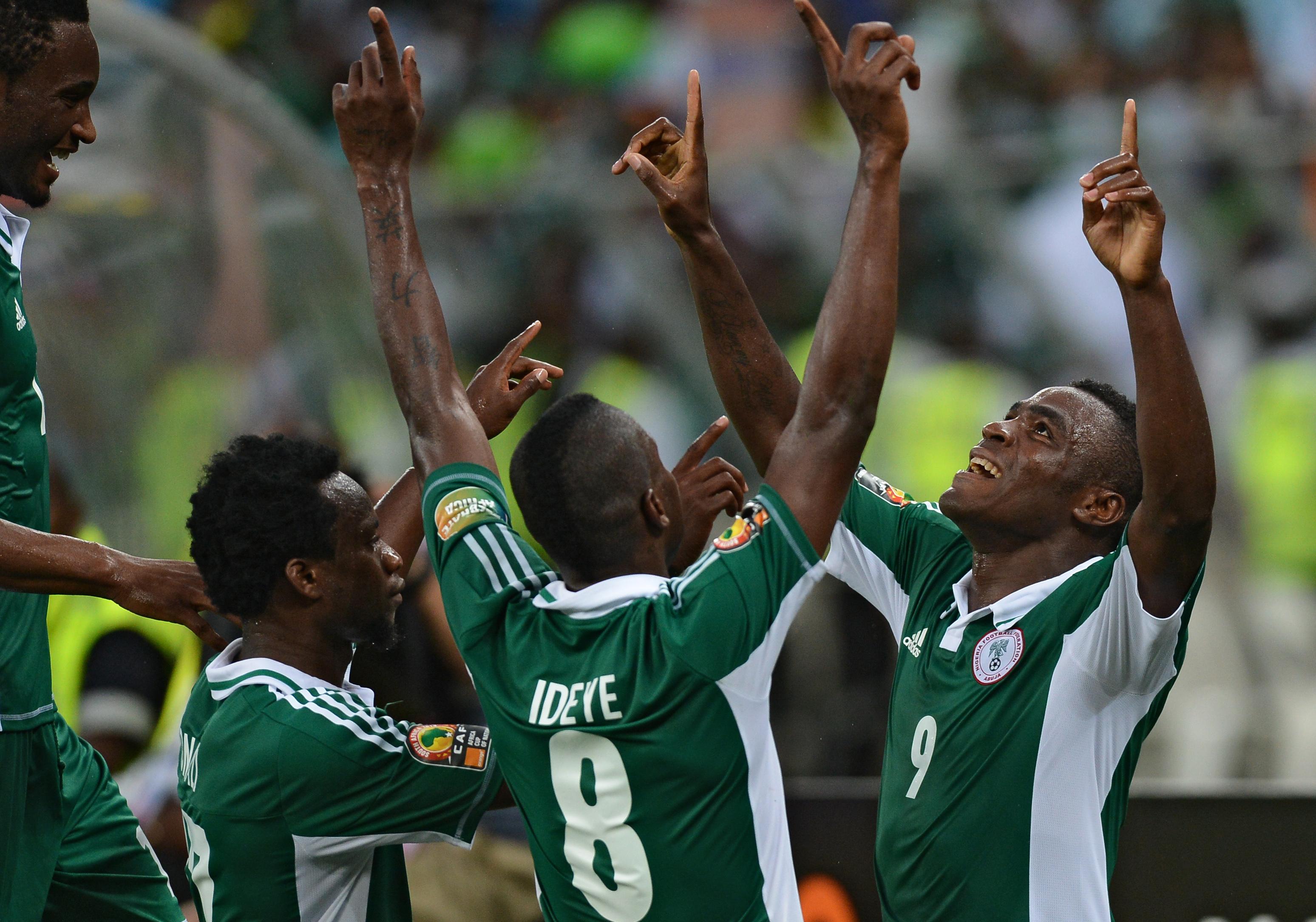Round of 16 – Nigeria World Cup