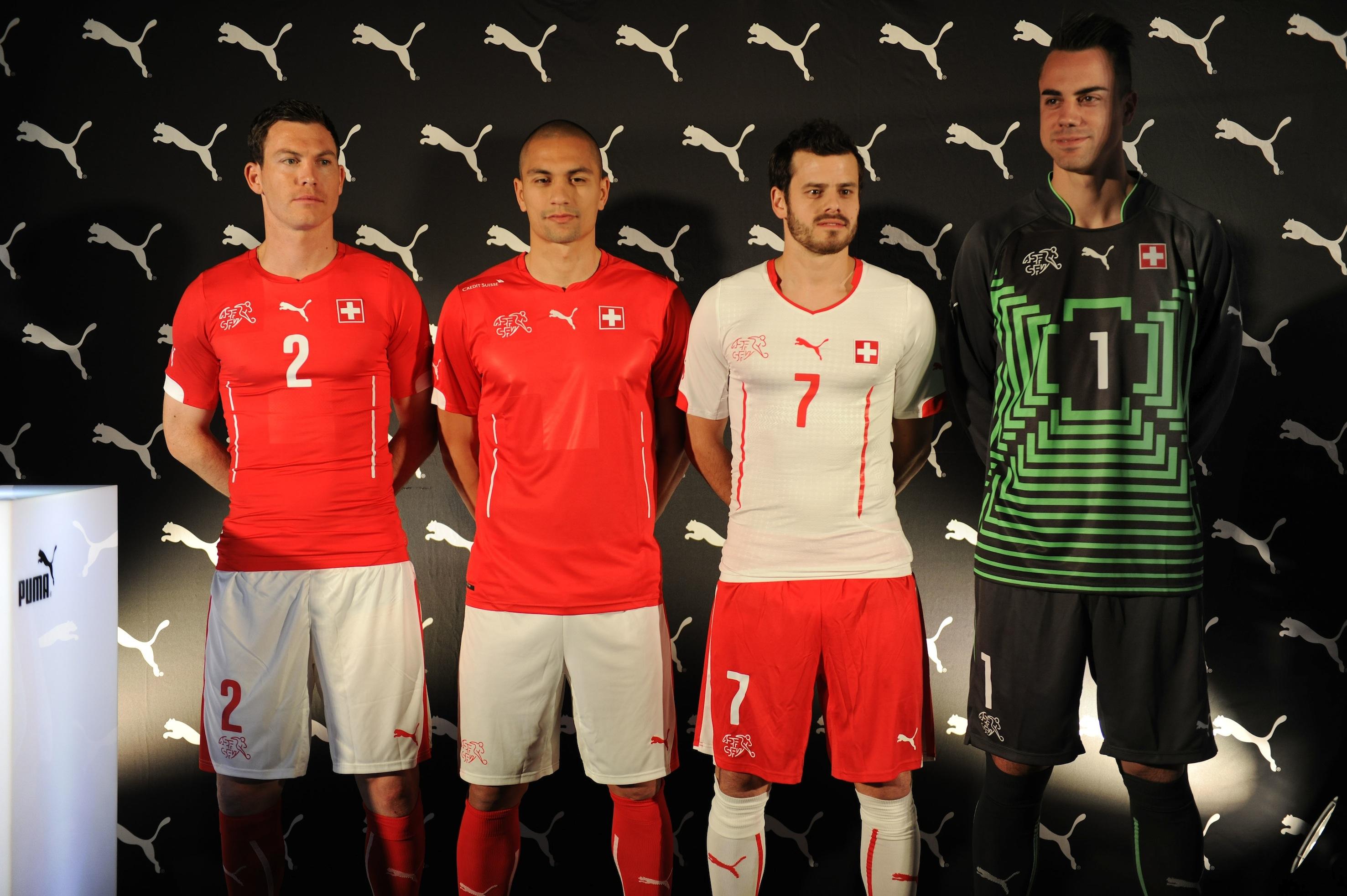 Round of 16 – Switzerland World Cup