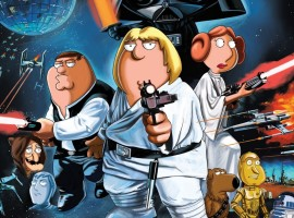 Star Wars – Family Guy