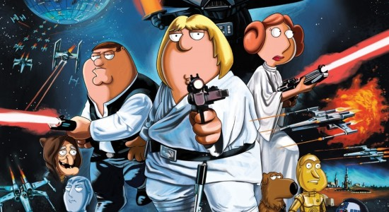 Star Wars - Family Guy