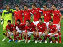 Switzerland 2014 World Cup
