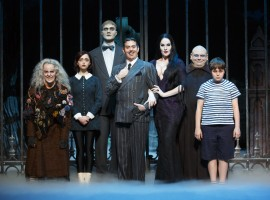 The Addams Family on Stage